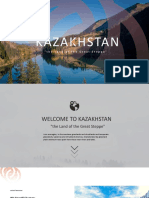 Kazakhstan Promotional Video