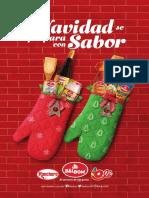 Recetario Baldom Navidad 2019