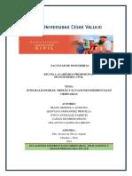 Informe Académico - Matemática 3