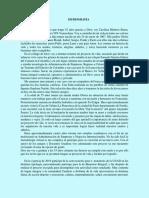 Autobiografia Carolina Mideros Ibarra