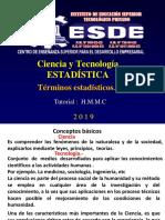 Ciencia y Tecnología 1