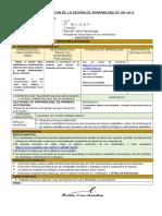 sesión  08- IV4° Sistema sensoriales de los vertebrados..doc