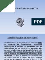 Administración de Proyectos (Para Exponer)
