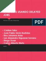 Rails Jobs Usando Delayed Jobs