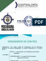 Organismos de Control Pp