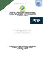 Proyecto Estudio de Factibilidad Ceacion de Un Jardin Barrio El Bajito