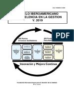 Modelo Iberoamericano v 2019