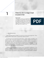 1. Trujillo, F. (2011). Capítulo Primero Historia de la Seguridad Ocupacional. En Seguridad ocupacional (5a.pdf