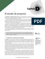 LEC03 Estudio de Proyectos Sapag,N. 2014. Preparación y Evaluación de Proyectos