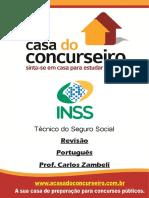 Material Revisao Inss 2015 Confedital Portugues Carloszambeli