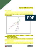 Memoria Puente Km 186 + 949