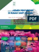 1. Manajemen Pentarifan Di Rumah Sakit (Syariah)