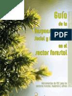 Guia de La Responsabilidad Social y Ambiental en El Sector Forestalal