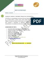 Oferta Analizador Bioquimico Automatizado Incca Bit