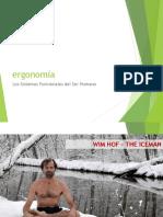 Ergonomía - Sistemas Funcionales y Gasto Energético