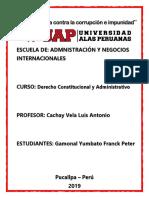 Servicios Publicos en El Peru