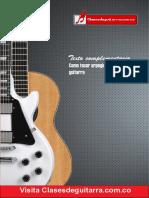 Arpegios Por Toda La Guitarra