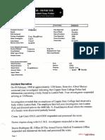 MP15 0018 Incident Case Folder