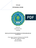 Tugas Akhir Fitokimia Semester 4