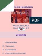 AUTONOMIA Y GESTION HOSPITALARIA.ppt