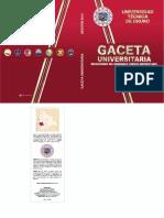 Gaceta 2013