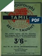 Tamil Self Taught