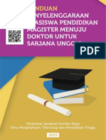 Panduan Beasiswa PMDSU 2019