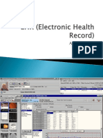EHR (Electronic Health Record)
