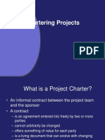 1.3.2Project Charter