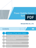 Power Stability Control System