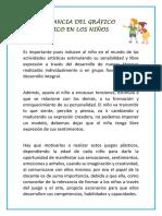 IMPORTANCIA DEL GRÁFICO PLÁSTICO EN LOS NIÑOS.docx