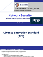 NetworkSecurity L10 AES
