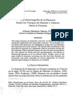 Revista Puertorriqueña de Psicología Sonambulismo