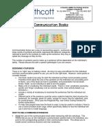 Using Communication Books