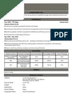 Resume Cv Format7