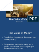 Mod7 Time Value of Money