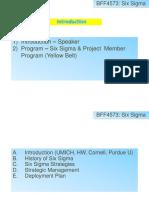 LN Strategic Management & Define