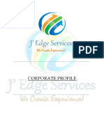 Corporate Profile-J'Edge Services
