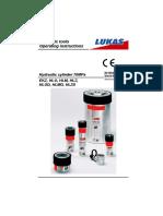 2 Hydraulic Cylinder EKZ