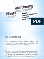 Air Conditioning Plants 1