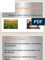 PerceptionTheories