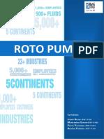 SM Project- Roto Pumps Ltd.