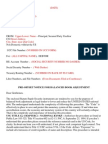 Cover Letter - Template 10-03-08