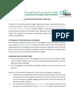 Dubai International Pharmaceutical & Technology Conference & Exhibition