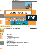 UTC Formation 2009 Les 5S