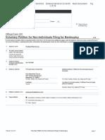 Purdue Pharma InC Chapter 11 Petition