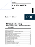 PC78US-8 Troubleshooting of Electrical System (E-Mode).pdf