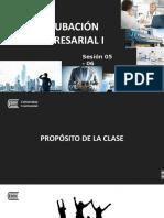 Sesión 5 - 6 - Análisis de La Competencia Con El Bmc