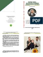 Petre Popa Biobiliografie
