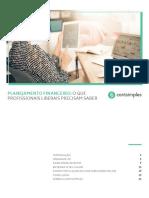 1507285968ebook Planejamento Financeiro Para Profissional Liberal